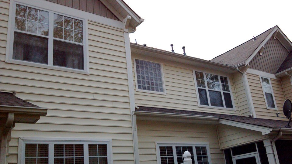 Is House Washing Safe for Painted Wood Siding?
